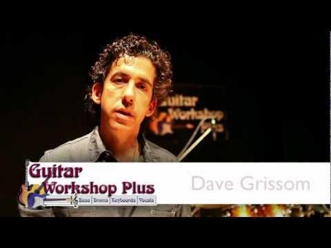Dave Grissom at Guitar Workshop Plus 2011 in Toronto.