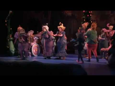 Natalie Tran in highlights from How The Grinch Stole Christmas