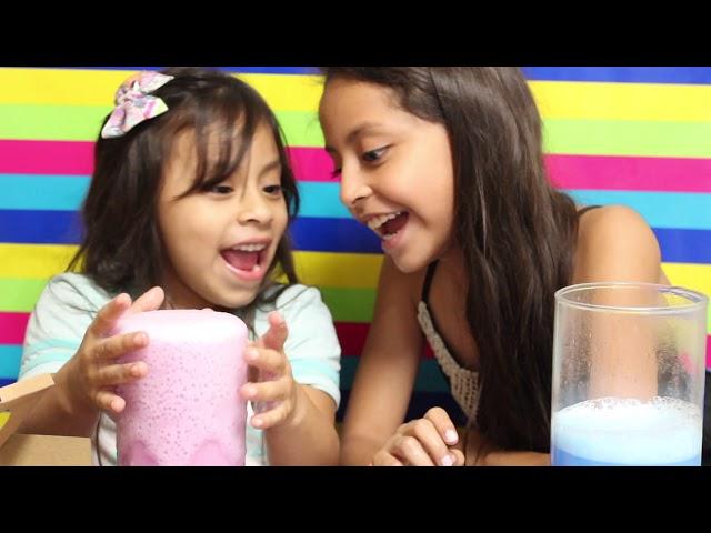 SUDPRIZE FIZZY BATH BALLS!! | Juliette&Sabrina