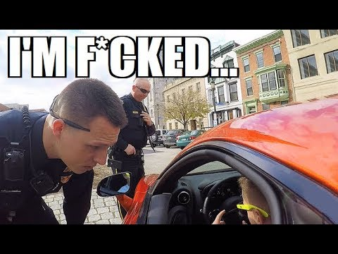 """COPS Are Towing My """"ILLEGAL"""" MCLAREN... WTF"""