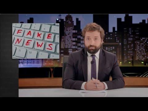 GREG NEWS com Gregório Duvivier | FAKE NEWS