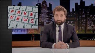 GREG NEWS com Gregório Duvivier | FAKE NEWS