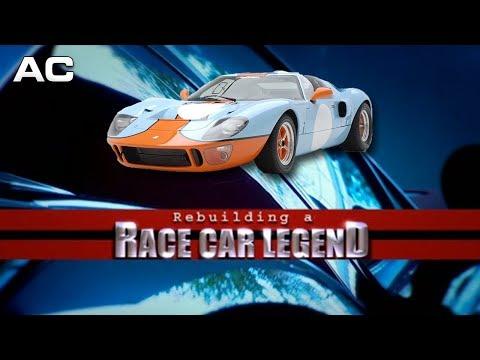 Rebuilding A Race Car Legend | Ford GT-40 (Documentary)