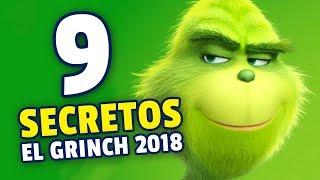 EL GRINCH 💚 9 Curiosidades de la Película en Español (2018)