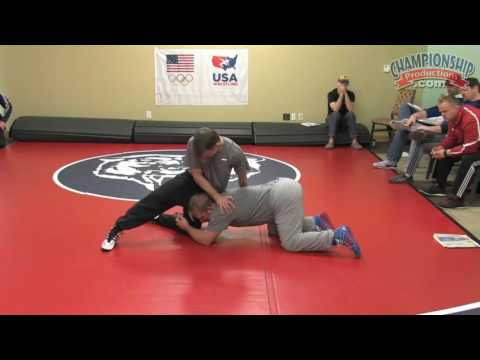 Brandon Slay: Developing A World Class Ankle Pick And Single Leg