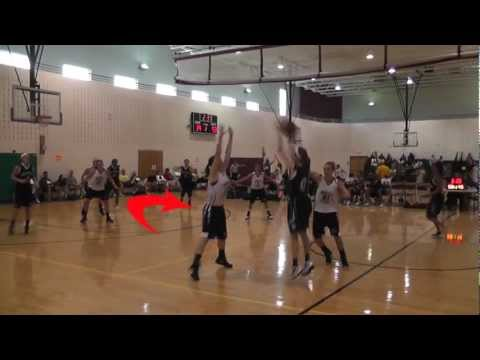 Abbie Hein Basketball Highlights (2012 AAU - Minnesota Suns V. Chicago Hoops Express I)