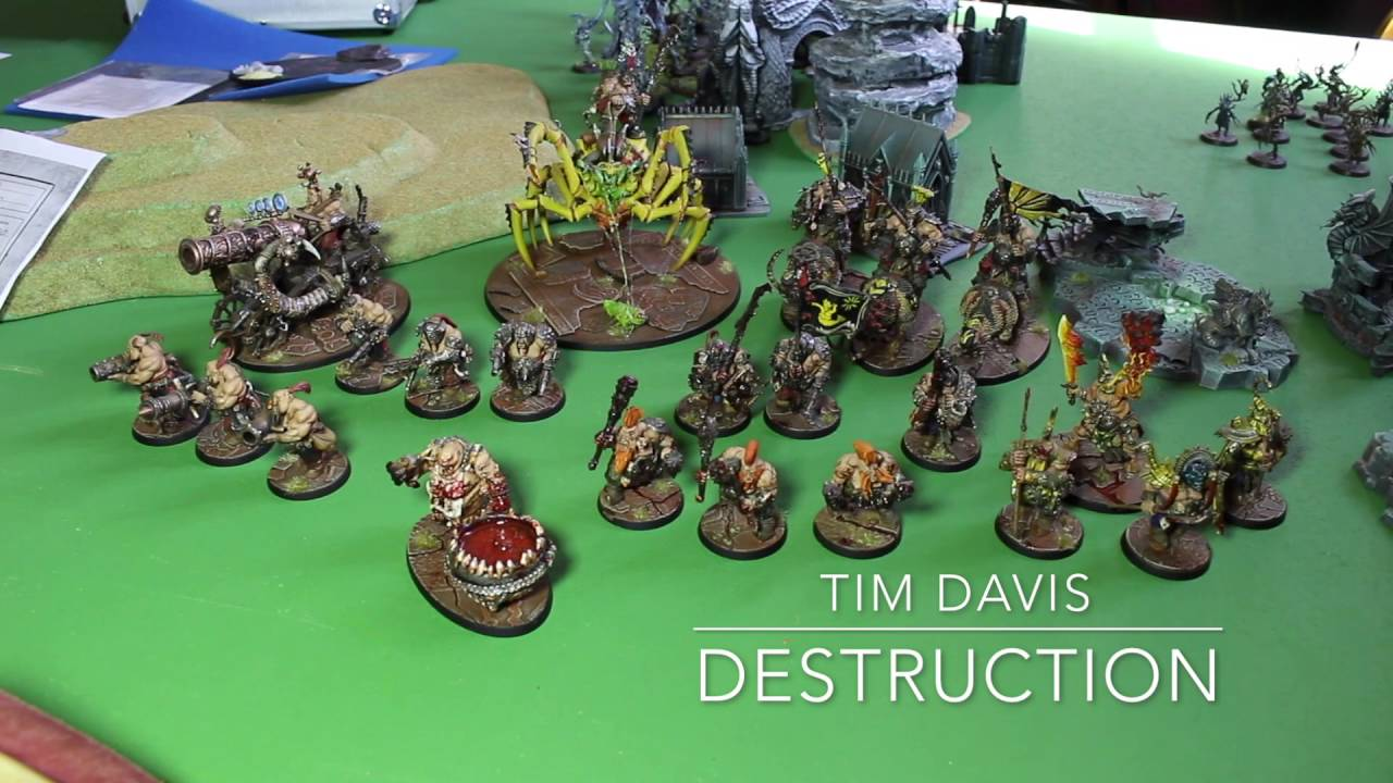 Age Of Sigmar Best Army To Paint