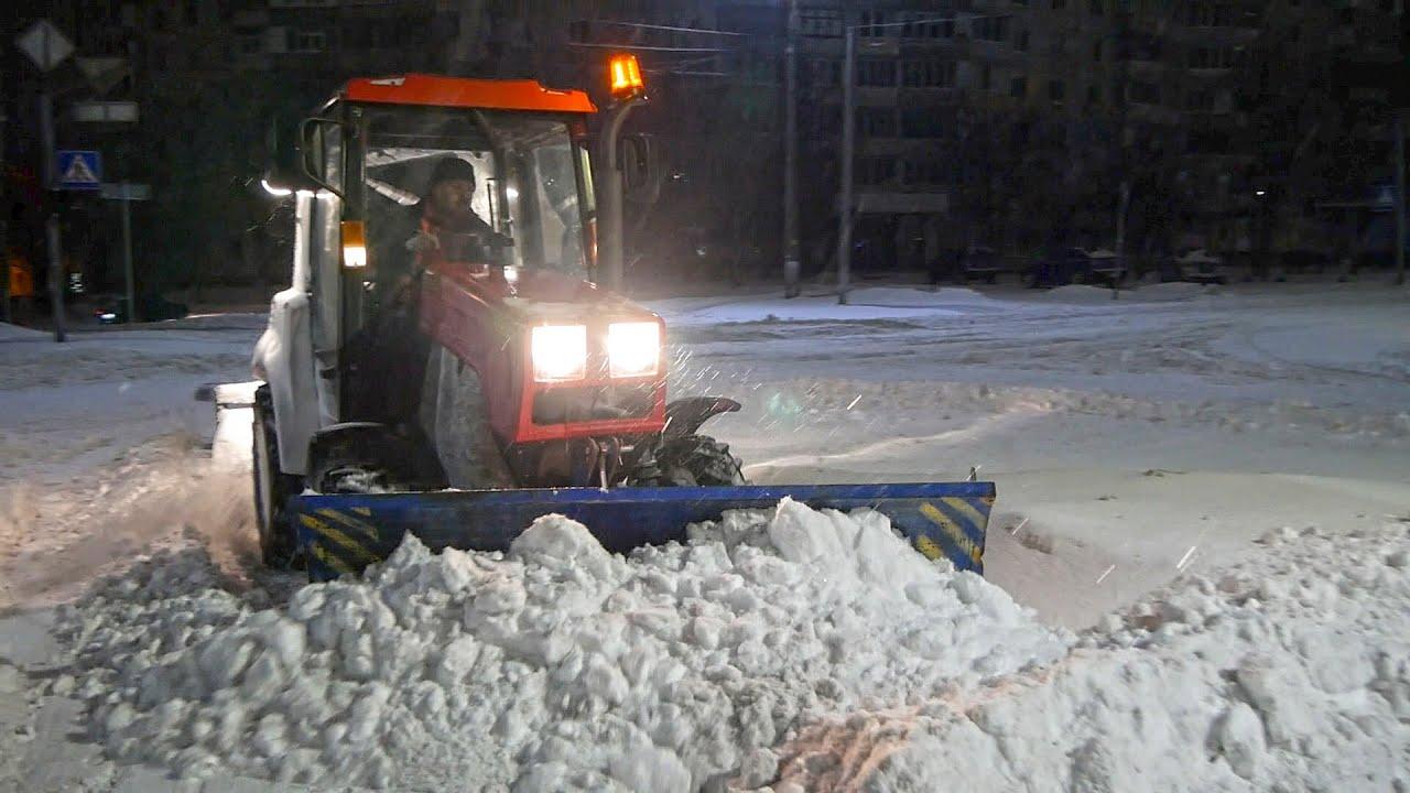 Дуже багато снігу! 🌨❄️