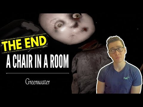VR Horror - Chair in a Room - My Latest Heart Attack - THE END (of me)