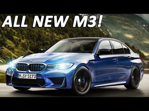 ALL NEW 2020 BMW M3 LEAKED!
