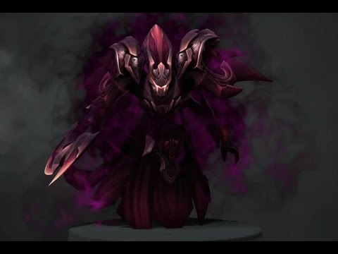 dota 2 spectral conservator spectre set preview youtube