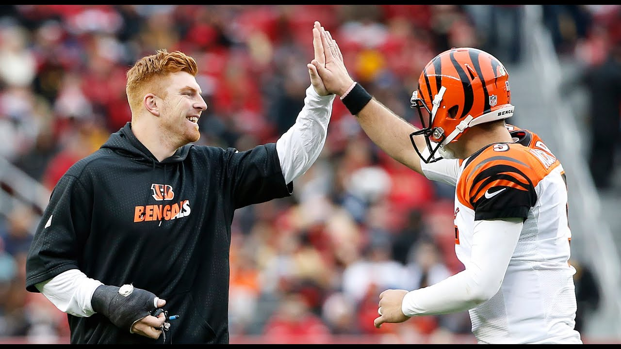 A J Mccarron And The Bengals Bury The Ers Week Lima Lima Season Youtube