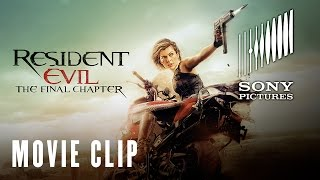 Resident Evil: The Final Chapter - Someone is Watching - Starring Milla Jovovich - At Cinemas Feb 3