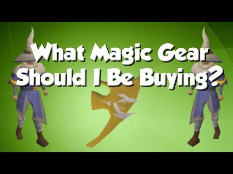 What Gear Should I Buy Next? | Magic [OSRS]