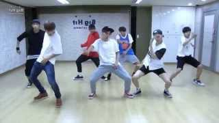 BTS 39 Dope 39 mirrored Dance Practice
