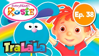 Rosie și prietenii ei - Undeva sub curcubeu (Episodul 38) - Desene animate | TraLaLa