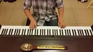 Blue Canary 1953 Dinah Shore Vince Fiorino Лицедеи Блю блю блю кораблики пианино кавер piano cover