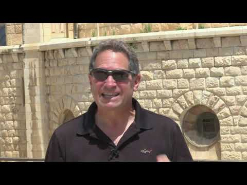 Personal Shavuot Message From Barry In The Old City Of Jerusalem