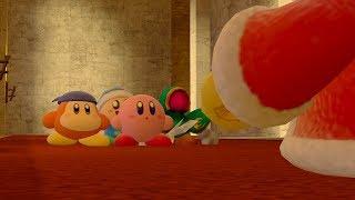 [SFM] Kirby star allies