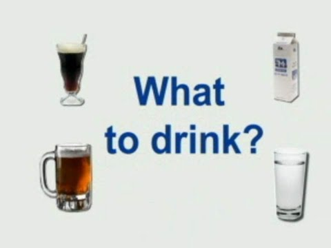 What To Drink As You Get Older