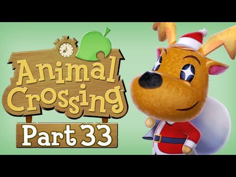 Let's Play Animal Crossing New Leaf - Part 33 (Time Traveling)