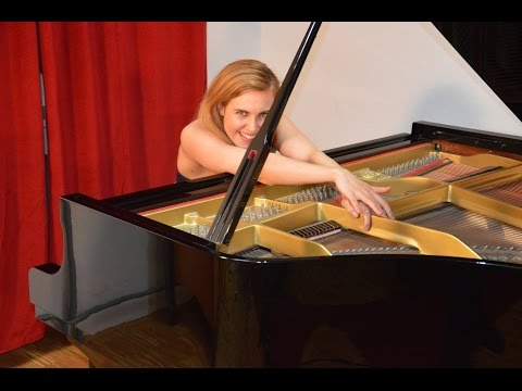 Liszt Hungarian Rhapsody No. 2 (Urska Babic)