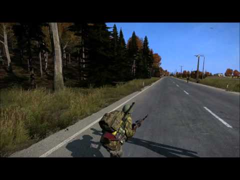 Dayz SA day 3 Zaltor/weez