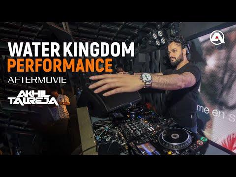 Water Kingdom Performance By DJ Akhil Talreja