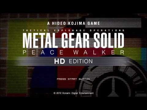 Metal Gear Solid: Peace Walker Review
