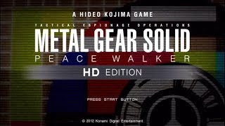 Metal Gear Solid: Peace Walker Review