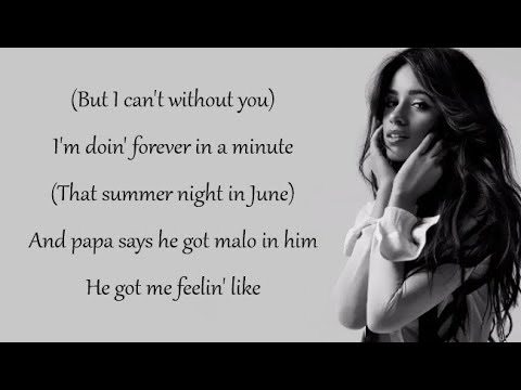 Camila Cabello - HAVANA (Lyrics) ft. Young...