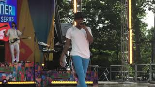 Gambar cover Ne-Yo - One in a Million - Live in Central Park on Good Morning America 6-8-18 GMA 2018