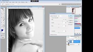 3 способа превратить цветное фото в ЧБ в PhotoShop