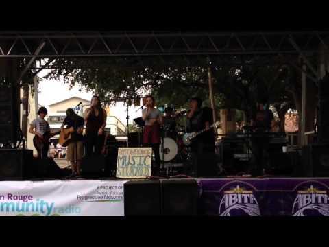 North Gate Fest 2015-  TOAST (AITP-Baton Rouge Music Studios) Where Is My Mind