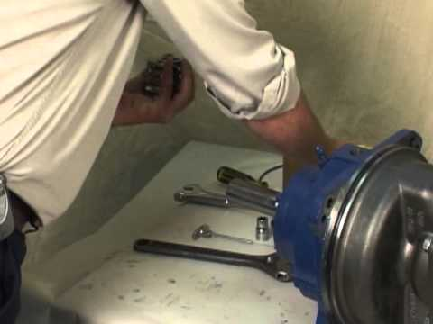 Ultra V Series Pump Maintenance Pt. 6 -  Seal Installation