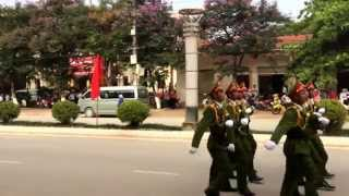 Tổng Duyệt Binh kỷ niệm 60 năm chiến thắng Điện Biên Phủ