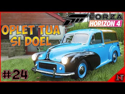 Forza Horizon 4 Indonesia #24 | Ada OPLET TUA Si Doel !!!