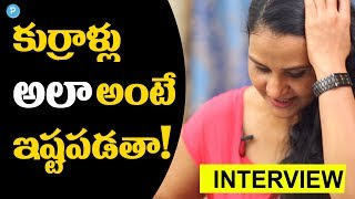 Actress Apoorva about her Vamp Characters || Telugu Popular TV