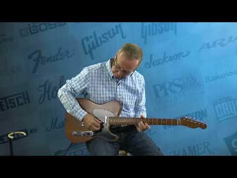 2007 Rosewood Fender Tele Custom Shop