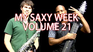 MY SAXY  WEEK Vol. 21 - I Can
