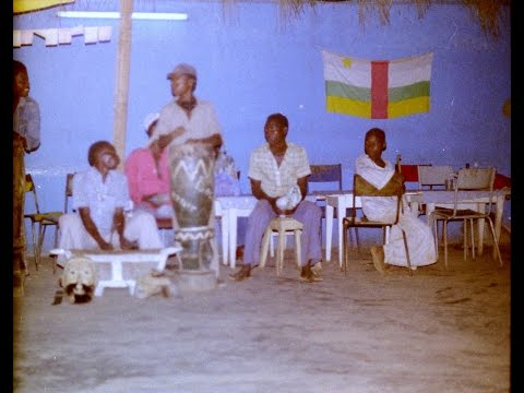 Bangui 81 82 en photos : Jean_Paul YANNOU et Bernard NZAPAYE