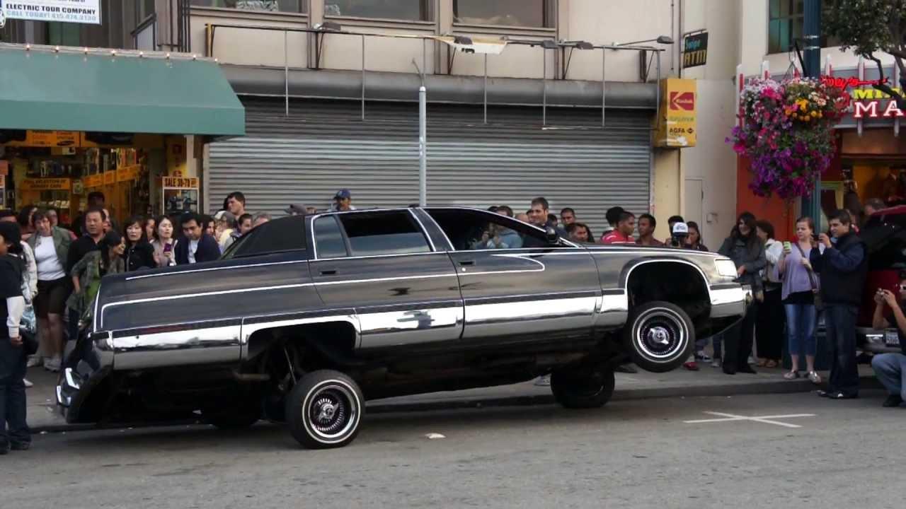 Insane Car Dancing With Hydraulics