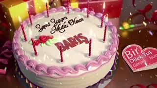 İyi ki doğdun BARIŞ - İsme Özel Doğum Günü Şarkısı