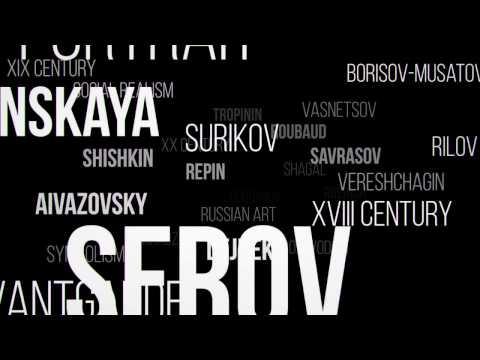 Russian Art Alive - promo