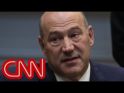 Trump economic adviser Gary Cohn to resign