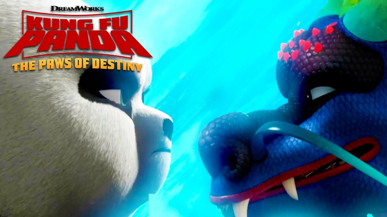 Hero Chi Kung Fu Panda The Paws Of Destiny Youtube