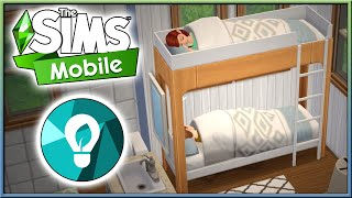 BUNK BEDS IN THE SIMS MOBILE?! (Eco Workshop Update)