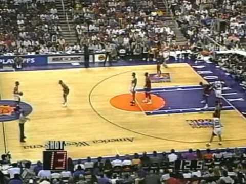 NBA 1994 WCSF G4 Suns@Rockets
