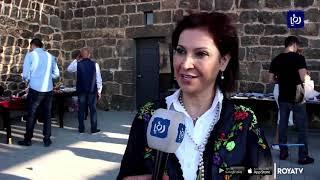 افتتاح مركز زوار موقع أم الجمال الأثري بحلة جديدة -(16-6-2019)