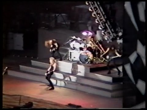 Metallica - Live at Day On The Green, Oakland, CA, USA (1991) [Full show]